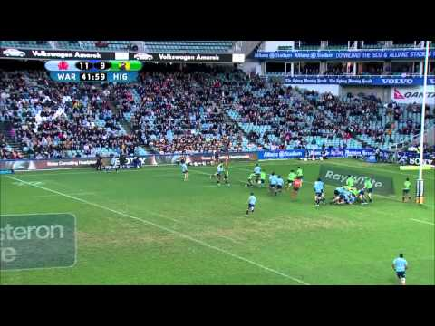 Match highlights - Super Rugby Round 18 NSW Waratahs v Highlanders