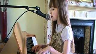 Connie Talbot - Someone Like You - 10 weeks into playing piano