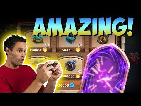 JT's F2P: Best merchant EVER + Hero Collector... LUCKY roll!