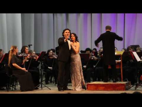 Люди и музыка. дуэт из оперы