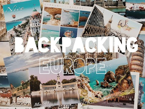 7 COUNTRIES IN 15 DAYS | BACKPACKING ACROSS EUROPE