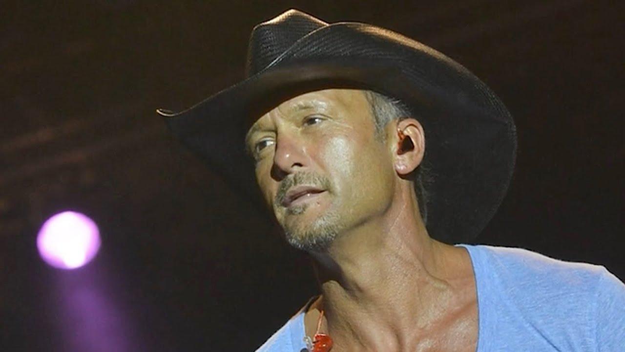 Tim McGraw's Wife Faith Hill Heard His Cry for Help