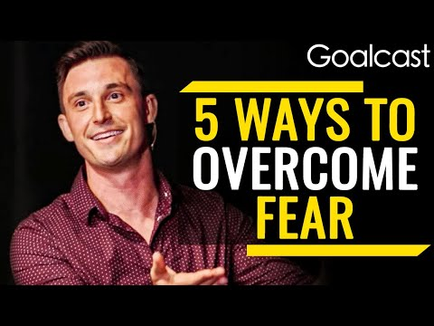 How to Overcome Fear: Alex Weber Shows You 5 Ways to Break Free from Fear