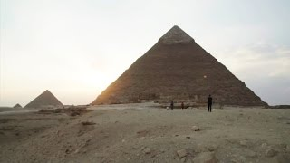 Mysterious anomaly spotted in Great Pyramid of Giza