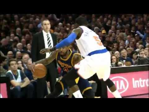2014-2015 NBA Mixtape: Best Crossovers