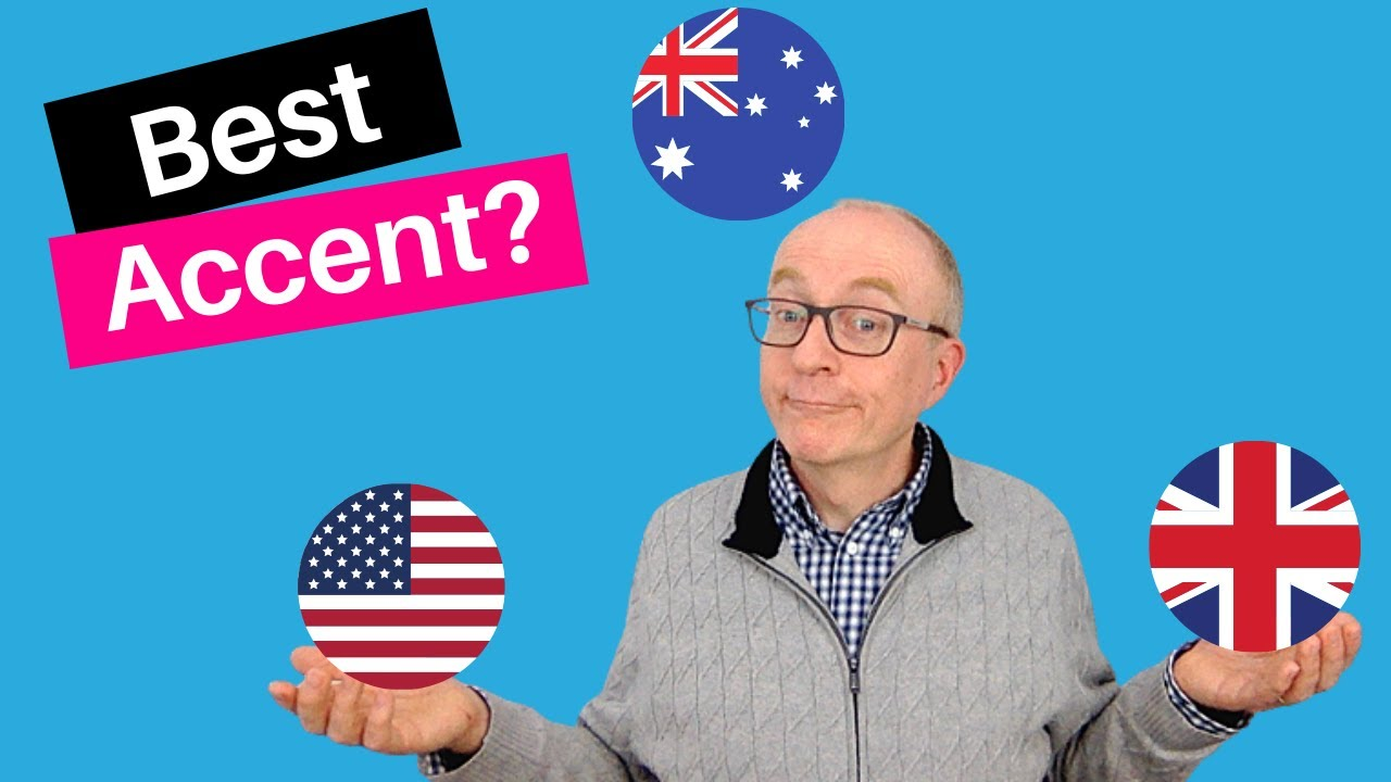 The best accent for IELTS speaking: Improve your pronunciation