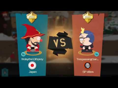 SouthPark Phone Destroyer Asia PvP Series #40