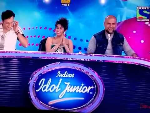 Indian idol junior Master Ansh Ratra