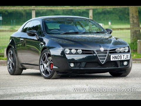 alfa romeo brera 3 2 jts v6 s 3dr hn09tjx youtube. Black Bedroom Furniture Sets. Home Design Ideas