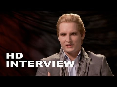 The Twilight Saga: Ese  Peter Facinelli Talks About Character