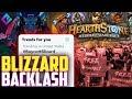 Blizzard Backlash and Boycott Begins for Blitzchung