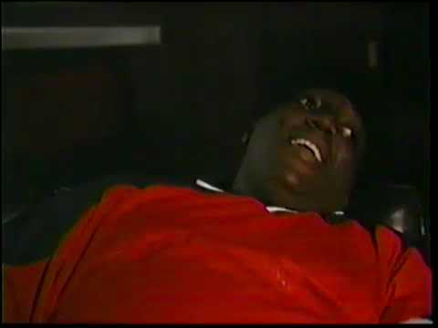 Biggie Smalls RARE interview