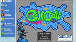 CellCraft - Learn Cell Biology - GAMES IN EDUCATION (Biology)