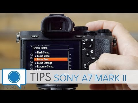 Taking Pictures Tips: Tips for Better User Experience with the Sony A7 Mark II Camera