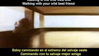 Dire Straits - Wild West End (Subtitulos español - inglés)