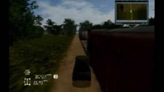 4x4 evo 2 train glitch