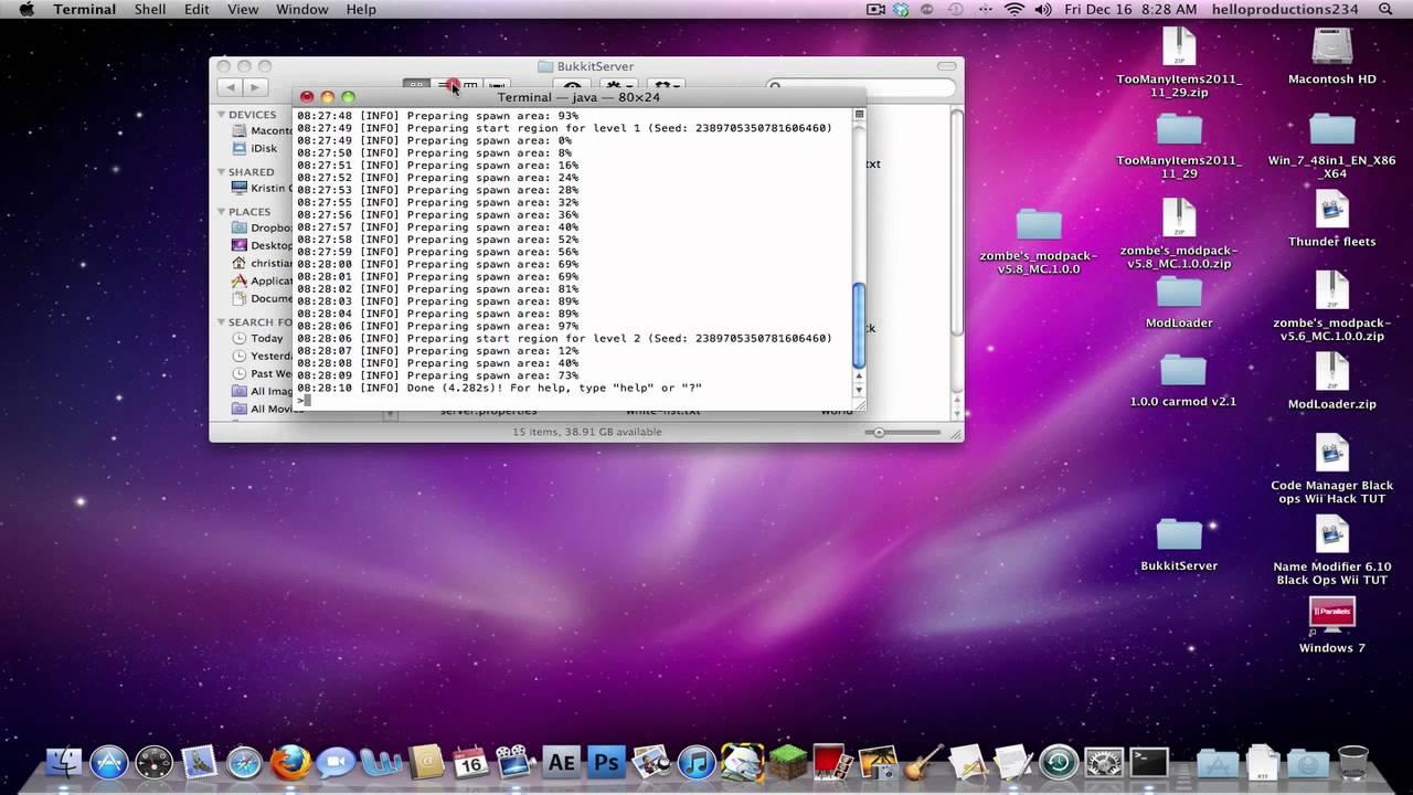 minecraft bukkit server mac 1.5.2