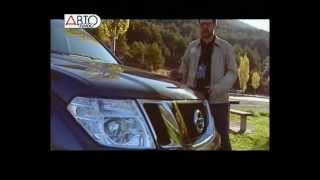 Тест-драйв Nissan Navara и Nissan Pathfinder (AutoTurn.ru)