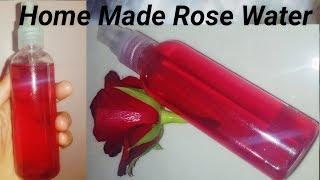 Rose Water Diy   Homemade Rose Water   Diy Valentine's Roses