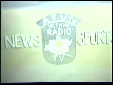 American Forces Vietnam Network (AFVN) Radio & Television Station (Apr. 8, 1970)