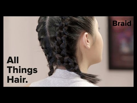 Boxer Braids by TONI&GUY Featuring Bea Marin – All Things Hair