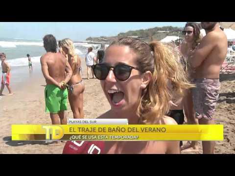 Canal Diez Mar del Plata   El Traje de Baño del Verano