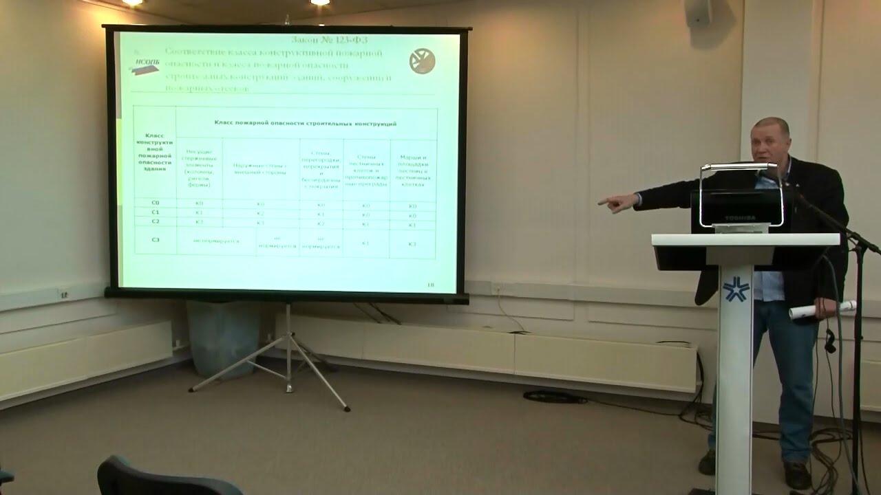 Нормативно-правовые акты и нормативные документы РФ, регулирующие требования пожарной безопасности