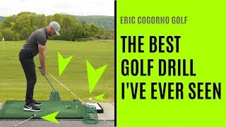 GOLF: The Best Golf Drill I've Ever Seen