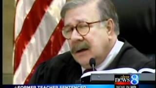 Ex-teacher gets prison for student sex