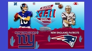 """2007 New York Giants - """"The Most Improbable Win in History"""" Super Bowl XLII Champions (NFL Films)"""