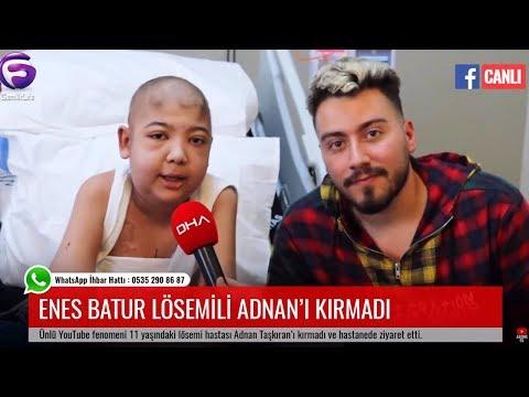 Lösemili Adnan'ın İsteğini Gerçekleştirdim