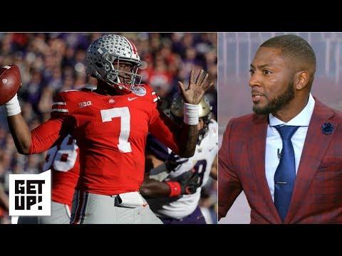 Dwayne Haskins shouldn't drop past the Giants in 2019 NFL draft – Ryan Clark | Get Up