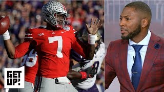 Dwayne Haskins shouldn't drop past the Giants in 2019 NFL draft - Ryan Clark | Get Up