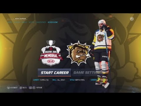 NHL 20 Be A Pro Episode 1. RETURN JONNY MCSNIPES