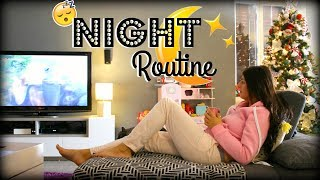 MA NIGHT ROUTINE 🌙🍂
