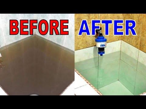 Cara Menjernihkan Air Kotor Dengan Filter Air Sederhana Youtube