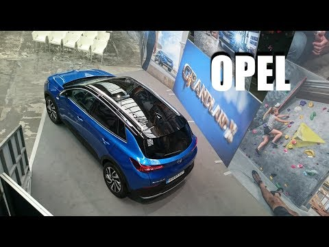 Opel Grandland X (ENG) - Test Drive and Review