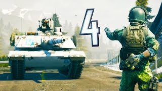 Battlefield 4 Random Moments #107 (You Can't Stop Tanks!)