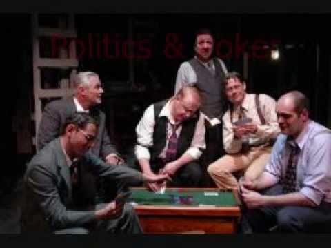 Fiorello -  'Politics and Poker'  -  original Broadway version