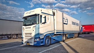 Без опыта и сразу на Scania Super. 700 в день. Авария и Олени.