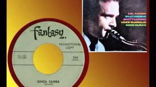 STAN GETZ - CAL TJADER - Ginza Samba (1963) No More Confusion!