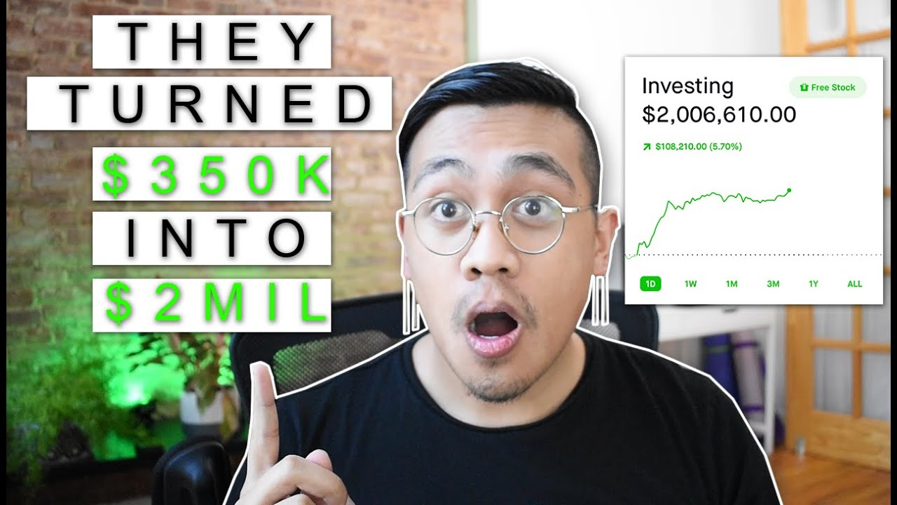 Stock Trader Made $2 Million With One YOLO Trade [Craziest of Wall Street  Bets Robinhood Investing ] - YouTube