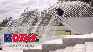 BOTM October 2015 | TransWorld SKATEboarding