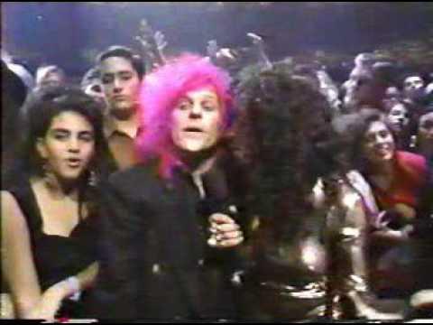 Poison CC Devil @ MTV Video Music Awards 1991