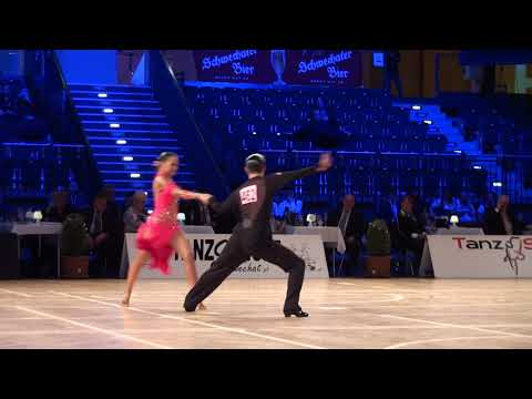WDSF World Open Latin, Final, Rumba
