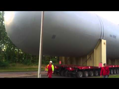 Gigantiske gastanke i Fredericia 1
