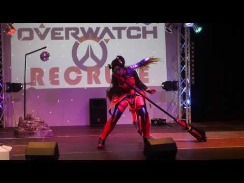 related image - Japan Party 2017 - Cosplay Dimanche - 13 - Overwatch