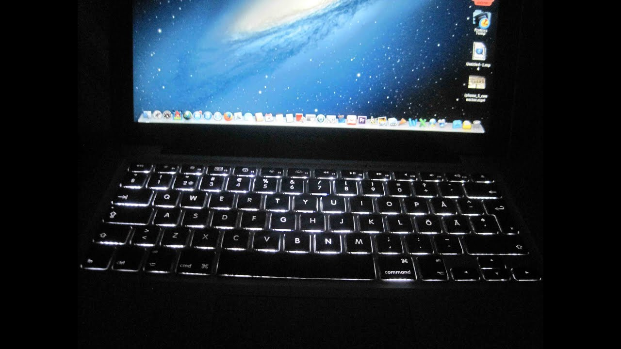 Tangentbord lyser inte macbook backlight keyboard won39t for Lamp won t light up