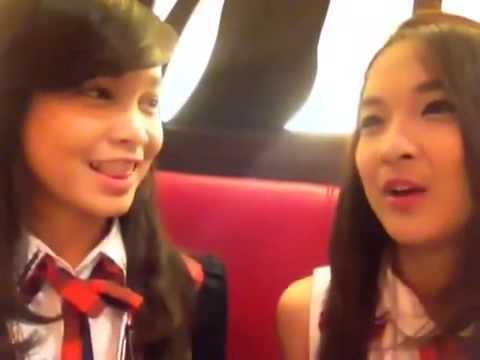 Google+ Nadila JKT48 video [2014-06-12...