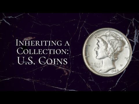Inherititing a Coin Collection - US Coins